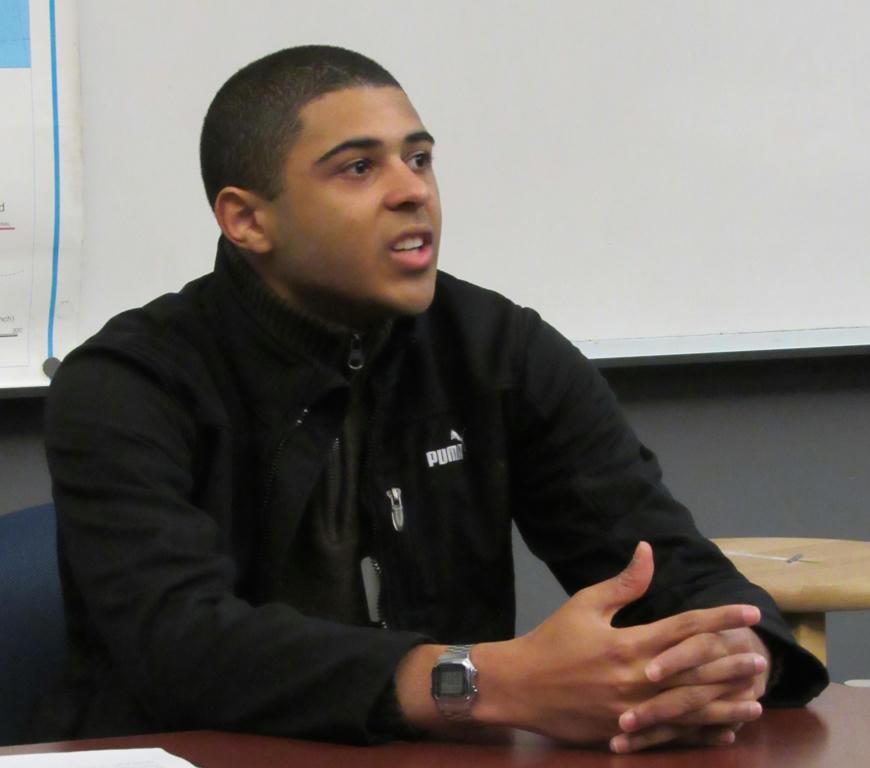 Aaron, FFDA Teen Speaker