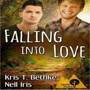 Nell Iris & Kris T Bethke - Falling Into Love Square