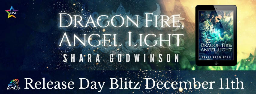 Shara Godwinson - Dragon Fire, Angel Light Banner