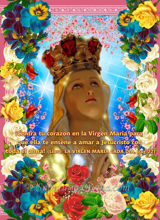 La Virgen Santa Maria. Madre de Dios (1)