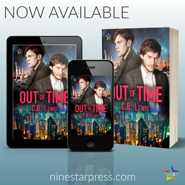 C.B. Lewis - Out of Time Now Available