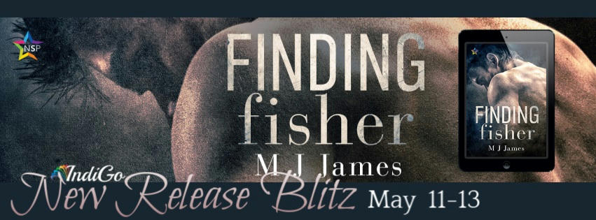M.J. James - Finding Fisher RB Banner