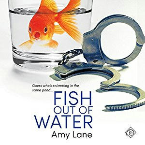 Amy Lane - Fish Out of Water Cover Audio