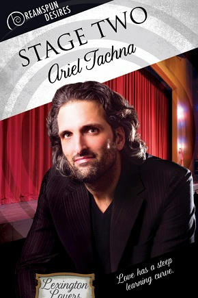 Ariel Tachna - Stage Two Cover