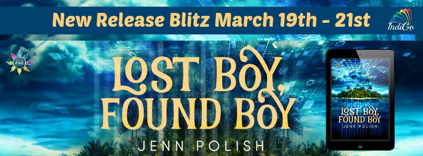 Jenn Polish - Lost Boy, Found Boy RB Banner