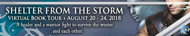 Kate Sherwood - Shelter from the Storm TourBanner