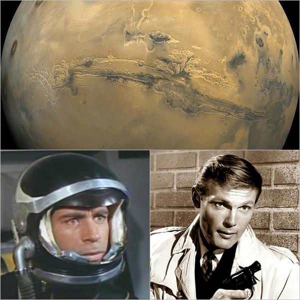 Paul-Mantee,-y-Adam-West,-los-intrépidos-astronautas-perdidos-en-Marte