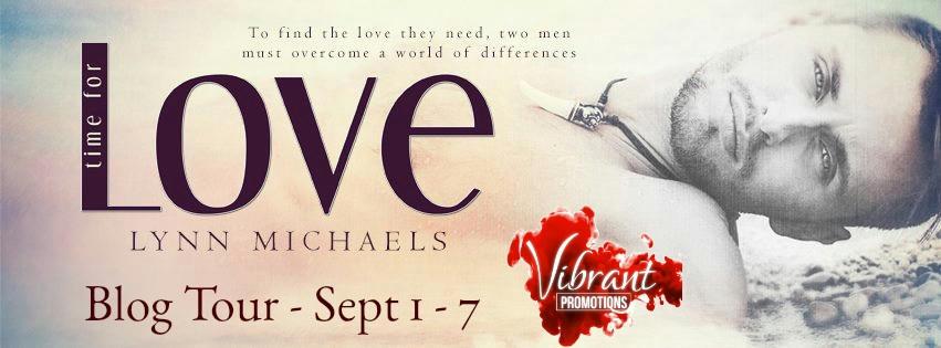 Lynn Michaels - Time For Love Tour Banner