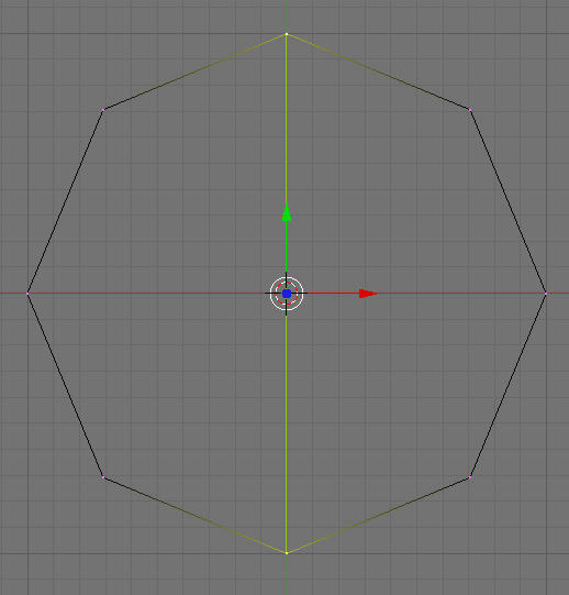 [Intermédiaire] [Blender 2.4 à 2.49] Créer et intégrer son premier mesh de A à Z : 4 - Modélisation d'un vase Eojd3ledomgj40w6g