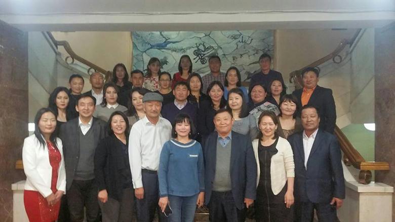 Улаанбаатар хот дахь шүүхийн нутгийн зөвлөлийнхөн хүлээн авч, уулзалт зохион байгууллаа