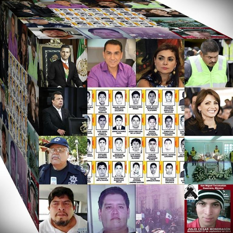 Los-muchos-rostros-de-Ayotzinapa