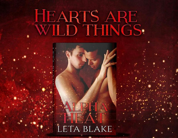 Leta Blake - Alpha Heat Promo