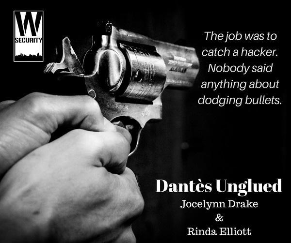 Jocelynn Drake and Rinda Elliott - Dantes Unglued Teaser-1