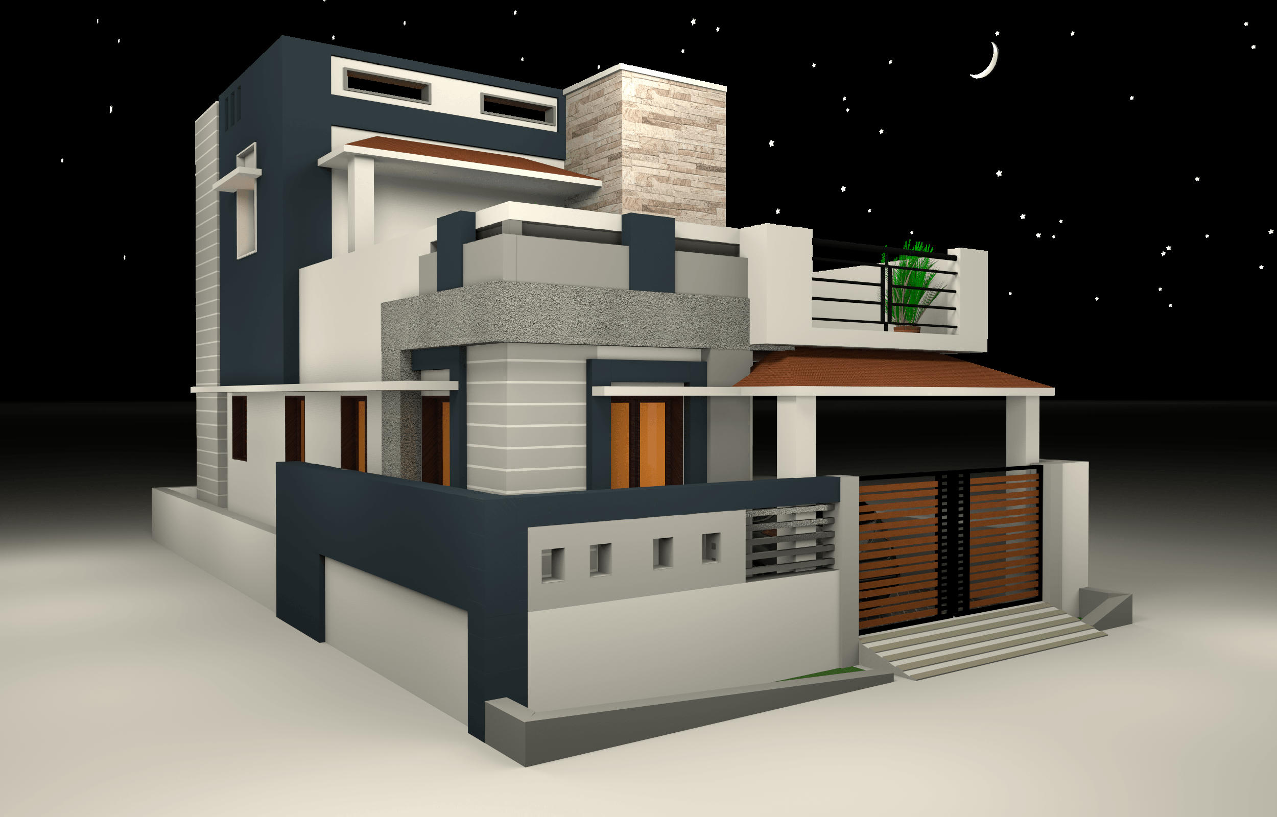 Online New Home Design Astonishing Sweet Home 3d Elevation Photos Plan 3d House