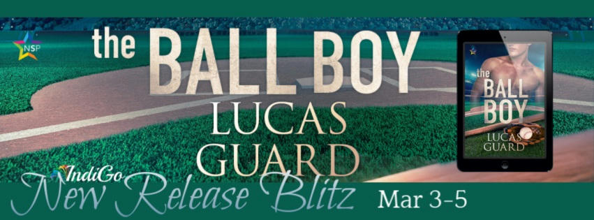 Lucas Guard - The Ball Boy RB Banner