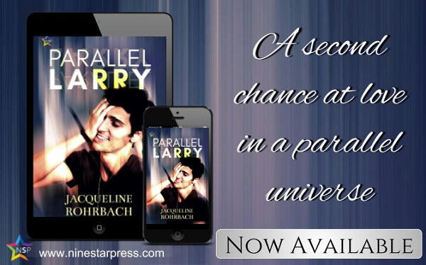 Jacqueline Rohrbach - Parallel Larry Now Available