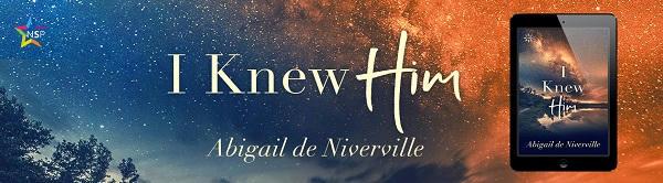 Abigail de Niverville - I Knew Him NineStar Banner