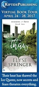 Elyse Springer - Thaw Badge