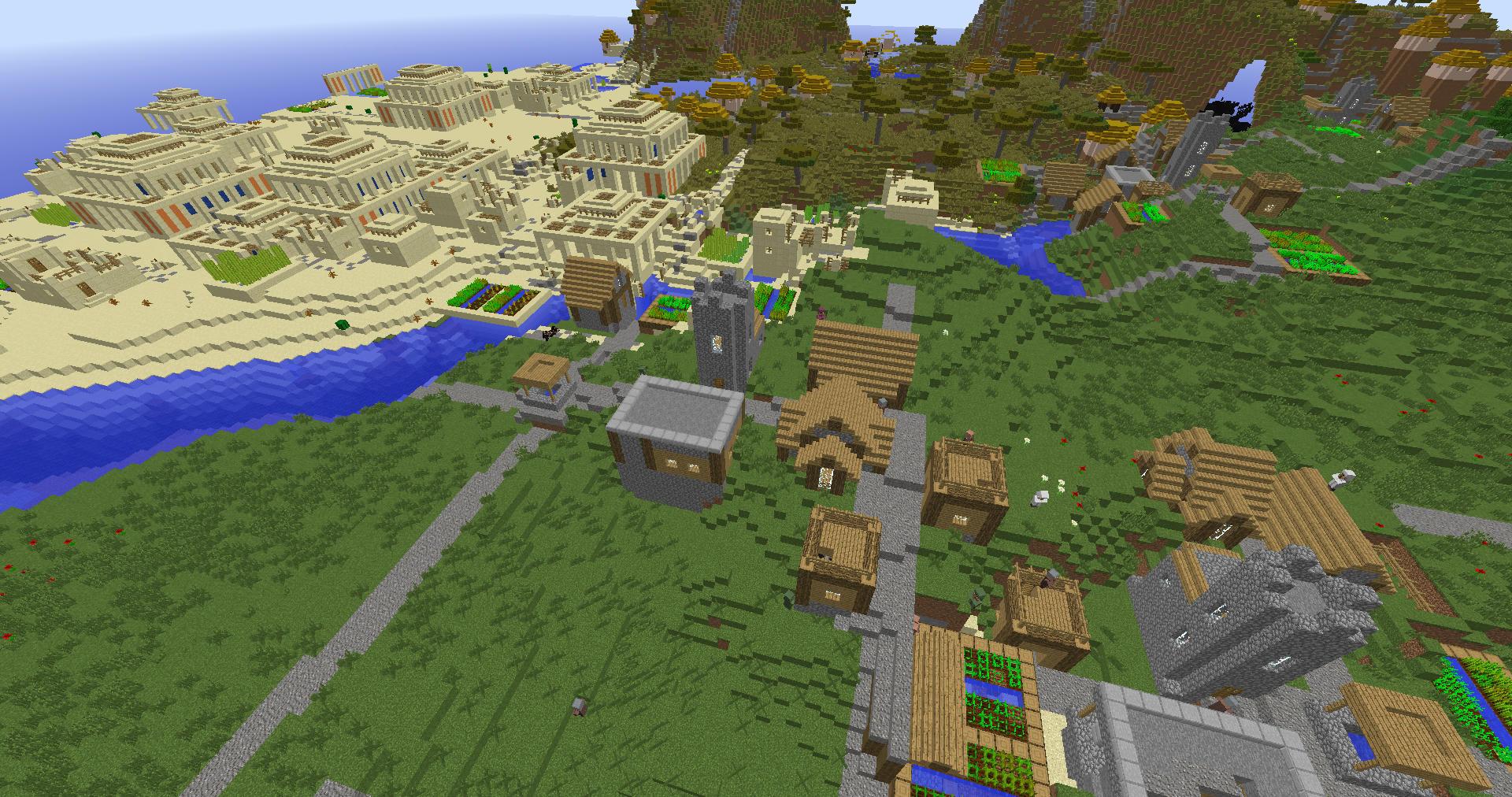 Скачать карту Diversity 1,2 для Minecraft бесплатно » Всё ...