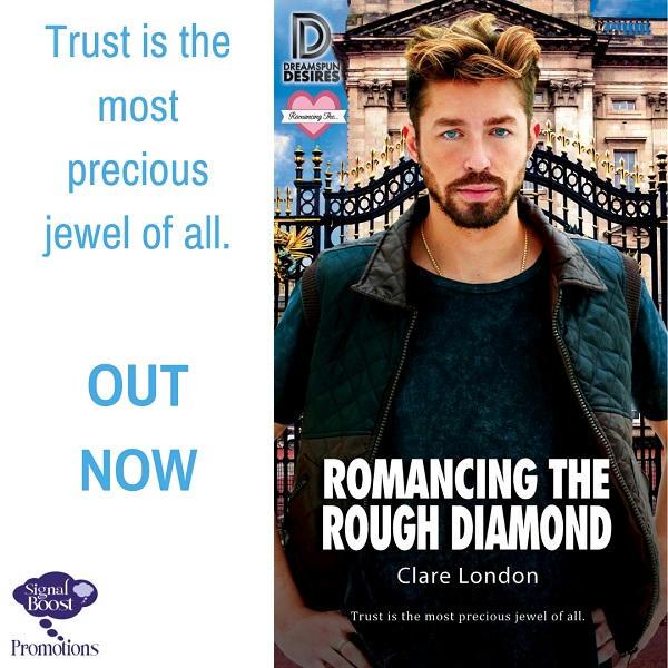 Clare London - Romancing The Rough Diamond INSTAPROMO-76