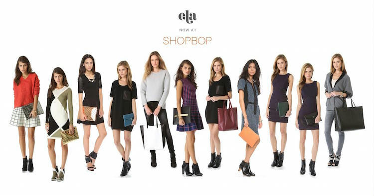 Shopbops Exclusive Experience with Designer Brands and Fashion Muses