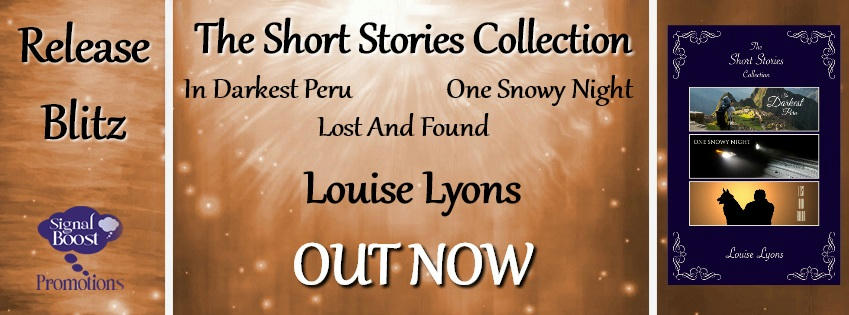 Louise Lyons - The Short Stories Collection RBBanner