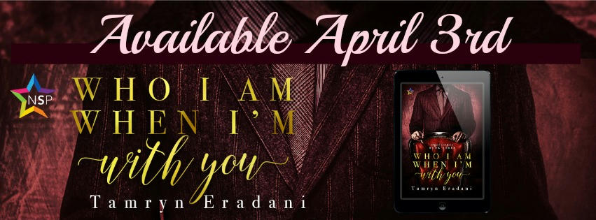 Tamryn Eradani - Who I Am When I'm With You RB Banner