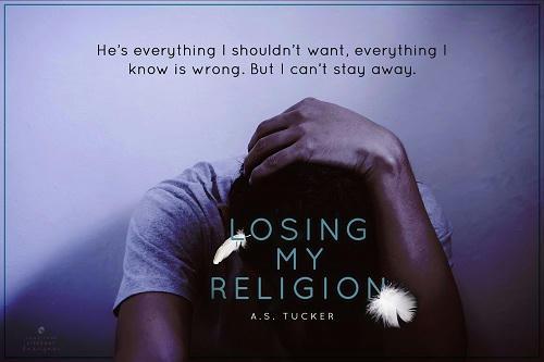 A.S. Tucker - Losing My Religion TEASER