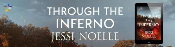 Jessi Noelle - Through the Inferno NineStar Banner