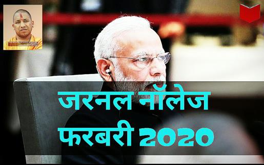 GKToday in Hindi 2020