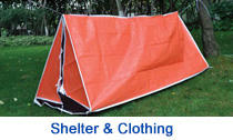 Shelter & Clothing