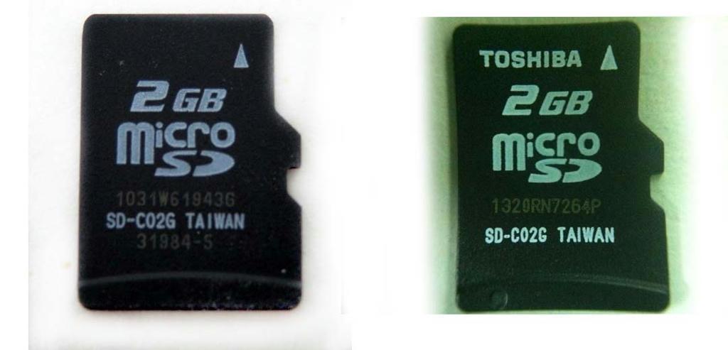 Unlock micro sd card