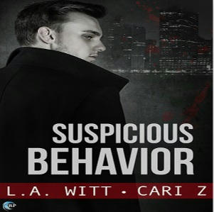 L.A. Witt & Cari Z - Suspicious Behavior Square