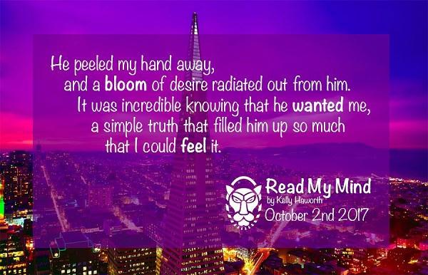 Kelly Haworth - Read My Mind Teaser 2