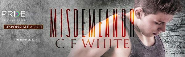 C.F. White - Misdemeanor Banner