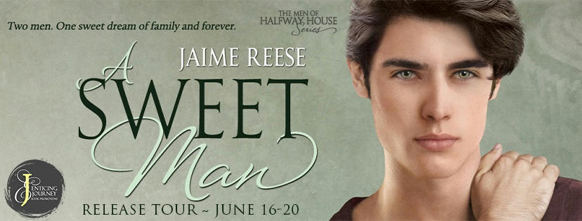 Jaime Reese - A Sweet Man Release Tour Banner