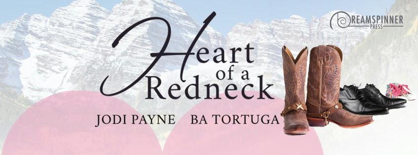 Jodi Payne and BA Tortuga - Heart of a Redneck Banner