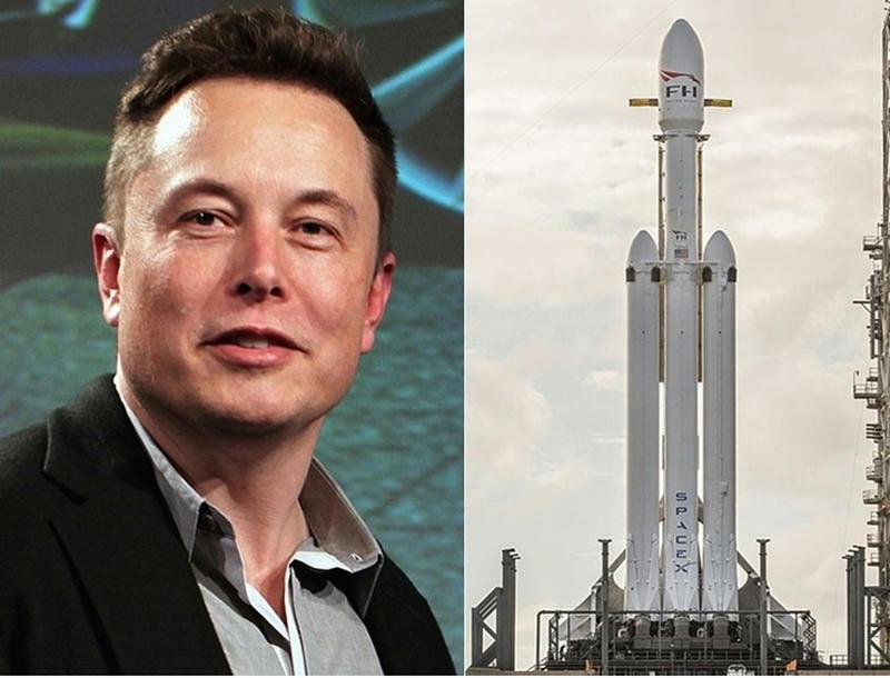 El histórico vuelo del Falcon Heavy de Space X