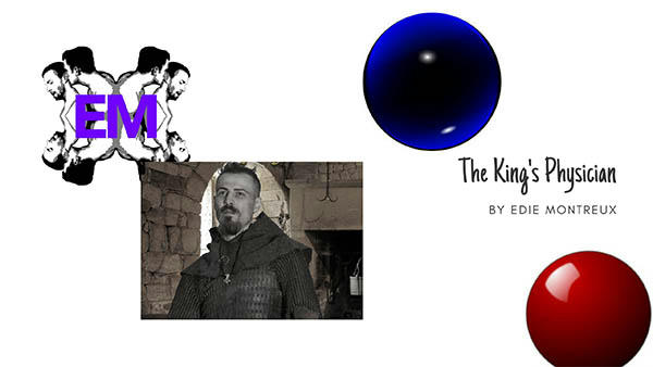 Edie Montreux - The King's Physician Banner 2