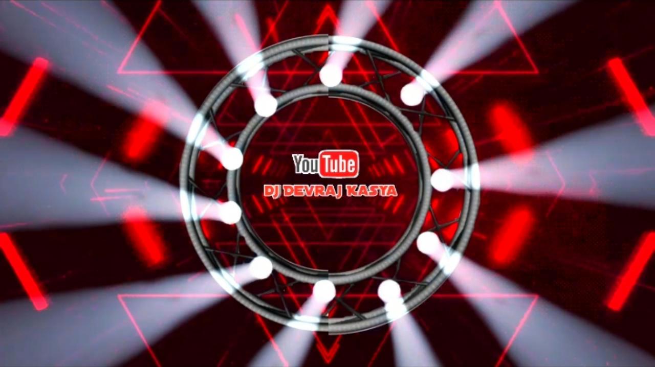 Full Sharfi DJ Light Avee Player Template Download