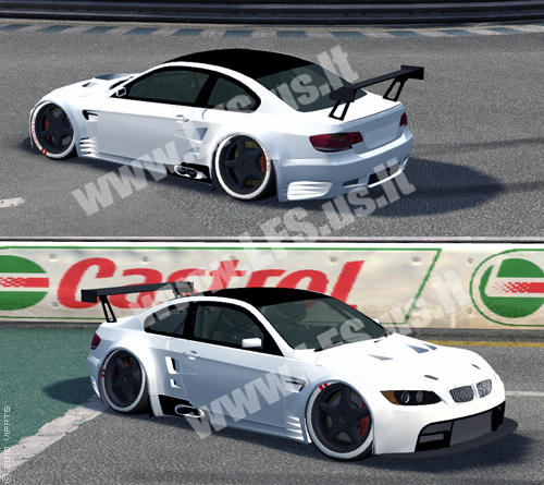 FZ - BMW M3 GT2