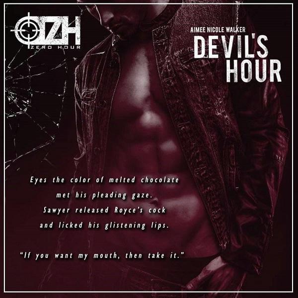 Aimee Nicole Walker - Devil's Hour Promo 1