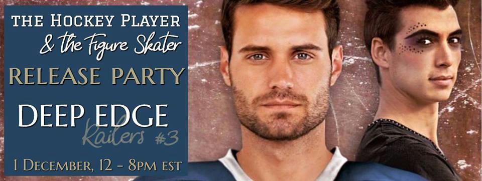 RJ Scott & VL Locey - Deep Edge Release Party