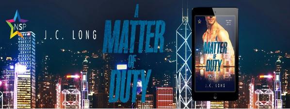J.C. Long - A Matter of Duty Banner