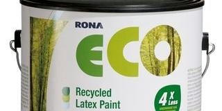 Eco Recycled Paints