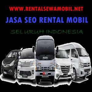 Jasa SEO Rental Mobil