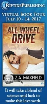 Z.A. Maxfield - All Wheel Drive Badge