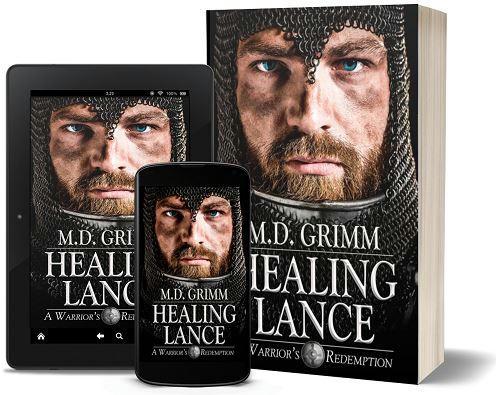 M.D. Grimm - Healing Lance 3d Promo 9348jjn