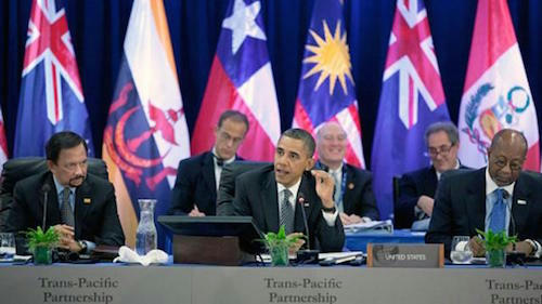 Cheaper Prices on the Way as TPP Trade Agreement Eradicates Tariffs Across 12 Countries