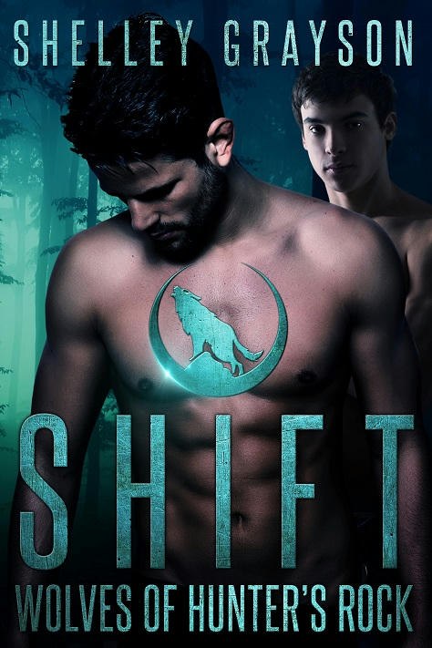 Shelley Grayson - Shift Cover